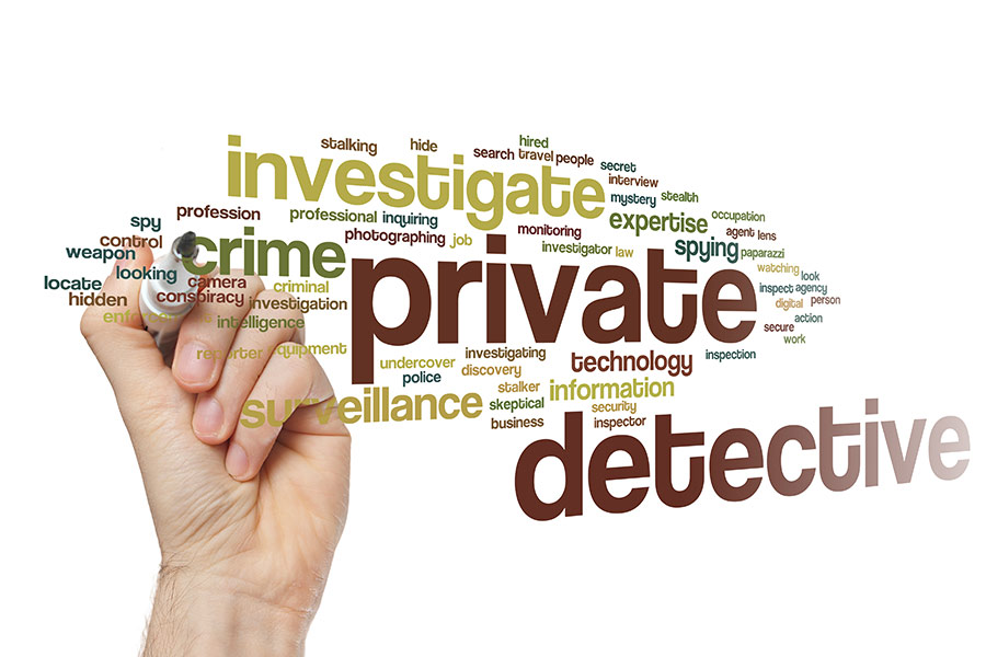 Investigate, Crime, Private Detective