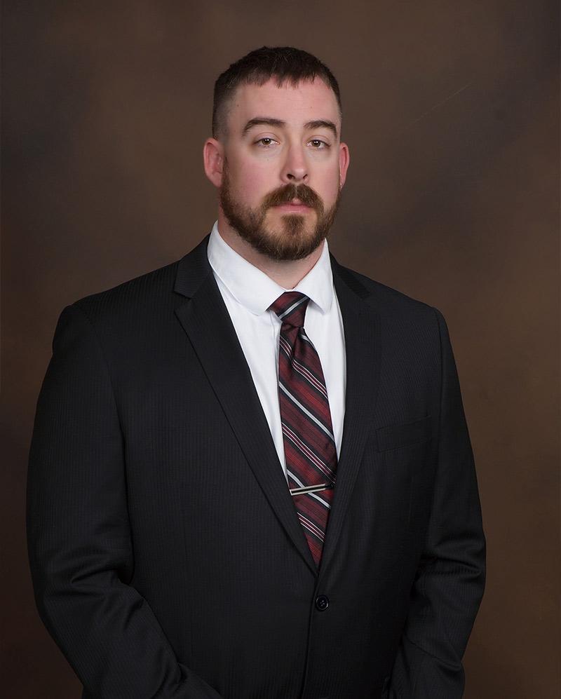 Trevor Richie, PI, Gamma Security Group